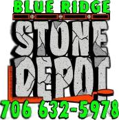 Blue Ridge Stone Depot Logo